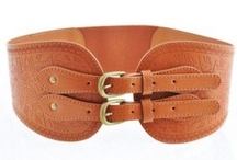 Accessories:  Belts