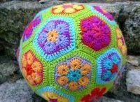 míč barevný