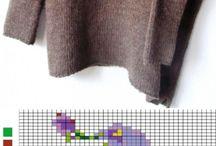 джемпера с вышивкой