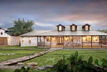 Home designs / by Rebecca Jones