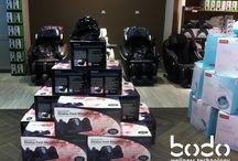Mother's Day Gift Ideas - Bodo Wellness Technology / Bodo Wellness Technology in Calgary (Southcentre, CrossIron Mills) & Edmonton (Kingsway Mall, South Edmonton Common)  #footmassager #footspa #neckmassager #massagechair #yantramat #posturemedic #giftideas #MothersDay #YYC #YEG