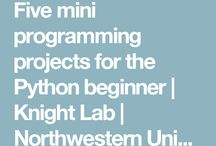 Coding projects