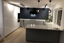 New house / Instagram: @nytthus