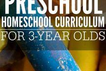 Preschool / I am attempting to make a preschool homeschool plan for my daughter. Here are a few homeschool activity ideas for the year. Of course, it includes book lists. :)