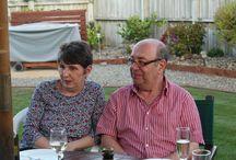 Jayne & Steve's Visit. / Latest family pics.