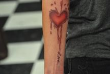 Valentine's Day Tattoo Specials / Valentine's Day is as good of evening as any to acquire a tattoo. However, many men and women tend to get too romantic on this specific holiday in the particular tattoo department. Several people can visit their local tattoo parlor or studio and have the ill fated spouse's name tattooed with them.