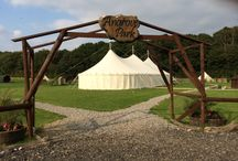 Losalia & Ste / Marquee Wedding at Angrove Park, Sept 2014