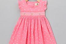 Vestidos de niñas