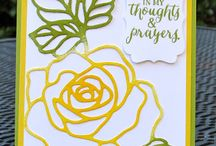 Stampin Up - Rose Wonder