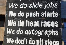 Racing is my life