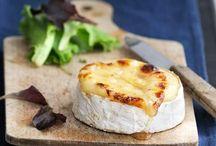 Recettes aux fromages