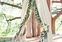 Wedding Altars and Arches / From floral to rustic, find the perfect altar or arch for your wedding!