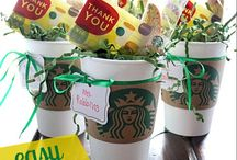 Gift ideas / Creative ways to make homemade gifts on a budget.  / by Jordana Cunningham