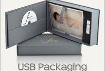 USB doosje