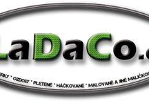 Ladaco / Pozvánka k nákupu v našem eshopu