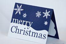 Cards-Christmas-Memory Box Dies