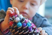 kerstknustel bovenbouw / knutsel