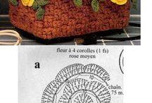 crochet toaster cover