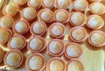 Pasta di mandorle all arancia / I Dolci di Maria Rita