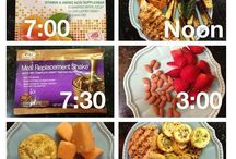 Advocare Commit2Fit Recipes and Ideas / Using Advocare products and eating clean to be healthy, break a weight-loss or fitness plateau! / by Kimberly Miller