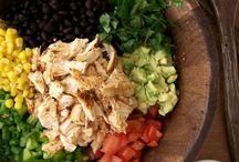 Salads / by Zen & Spice