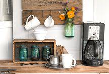 cafe tea bar