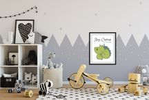 decoración cuartos infantiles