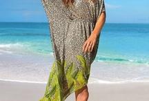 MODA - Kimonos, caftans, túnicas,... / by Rosa Trias