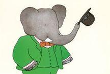 Books for Baby Vincze / Classic children's books