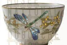 Arts du Feu Limoges / porcelaine, émail et vitrail