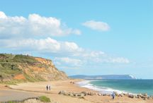 Hengistbury Head / This is where I'm from....