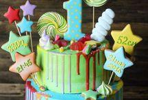 торт детский