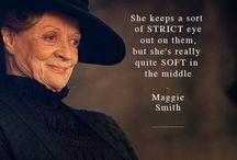 Prof. McGonagall / Minerva McGonagall
