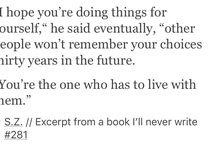 A book I'll never