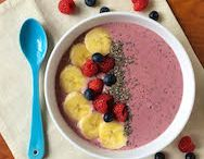 Smoothies & Smoothie Bowls
