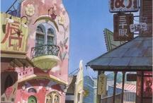Animation - Miyazaki