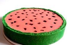 Tartas / Increíbles tartas para celebrar cualquier ocasión.