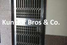 Stainless Steel Security Door / We are manufacturer and supplier for railing & Main Door. We are fabricating these Door,railings & Main Gate  with high quality of raw materials such as metal. We can also be fabricate as per the needs and requirement. Kunwar Bros & Co. C-341, Sector-10, Noida-201301 (U.P.) India Tel- 0120 4115709 Mob 9911968875 / 9818583935 kbsnco@hotmail.com www.kunwarbros.com Note : You can see our organization at any steps: - youtube link : http://youtu.be/JMzQQsdMALA