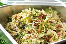 Recipes - salads and bowls