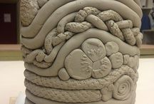 Clay ... coiling