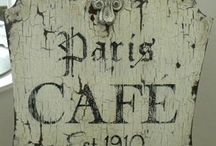 Parisian Decor / by Nicole