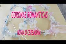 coronas de comunion