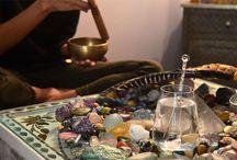 Reiki, Reflexology & Reflection Space / by Carol Wolverton-Conklin Jones