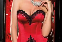 Luscious lingerie / Wide range of beautiful designer sexy lingerie at Spicy Lingerie.