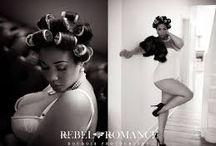 BOUDOIR ROMANCE LMD FALL '16 FASHION SHOW / Bridal fashion show inspiration