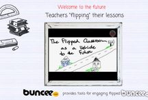 Innovation in Education / Innovative Classrooms, Ideas, and Theories in Education.   / by Buncee