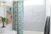bathrooms with style / by Shannon Baker