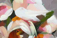 Rosas impressionistas