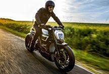 Modifikasi Motor Ducati XDiavel