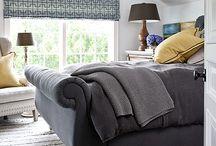 Master Bedroom / by Stephanie Springer
